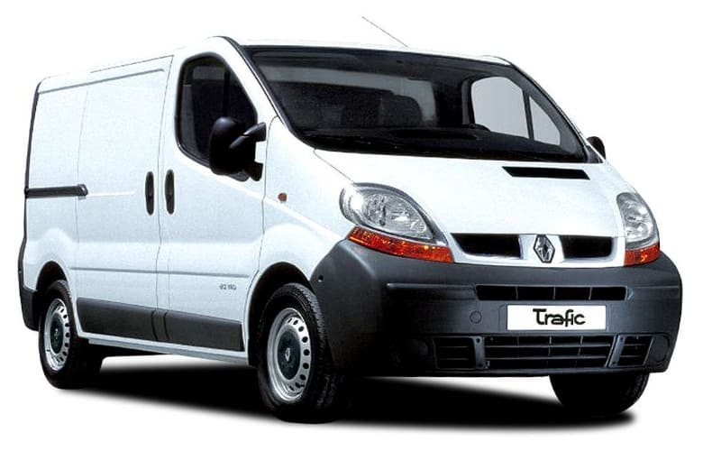 You are currently viewing Обзор автомобиля Renault Trafic